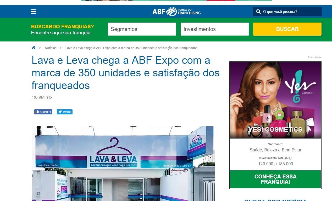 ABF - Portal De Franchising