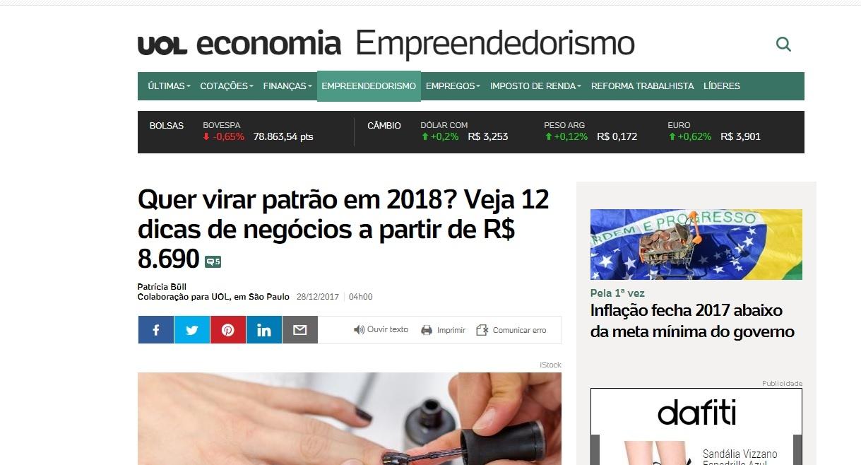 Portal Uol Economia