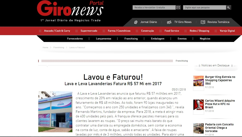 Portal Giro News