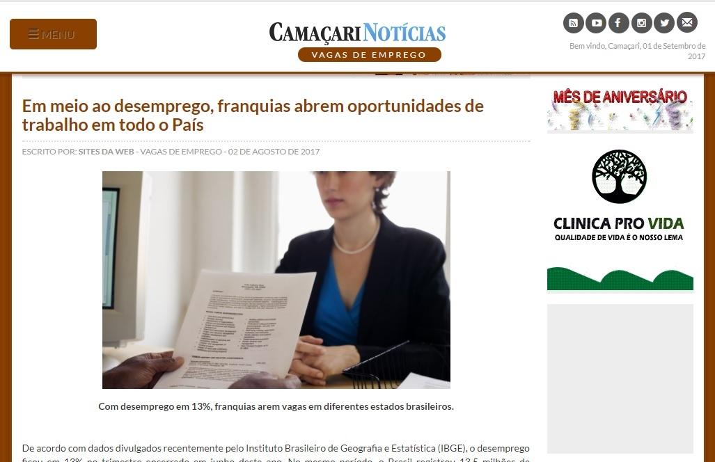 Portal Camaçari Notícias
