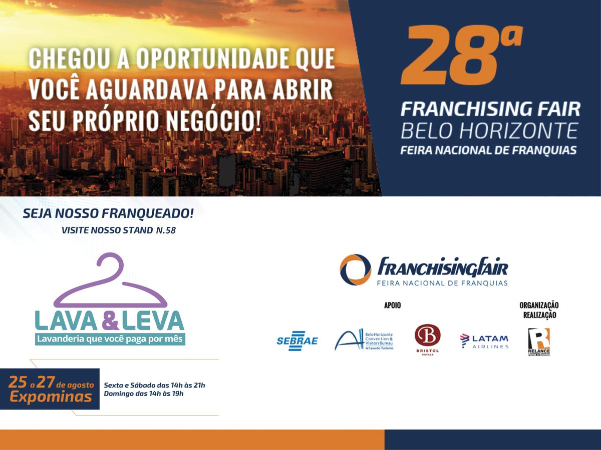 28ª Franchising Fair Belo Horizonte