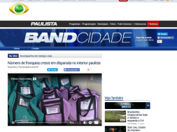 TV Bandeirantes - Band Paulista